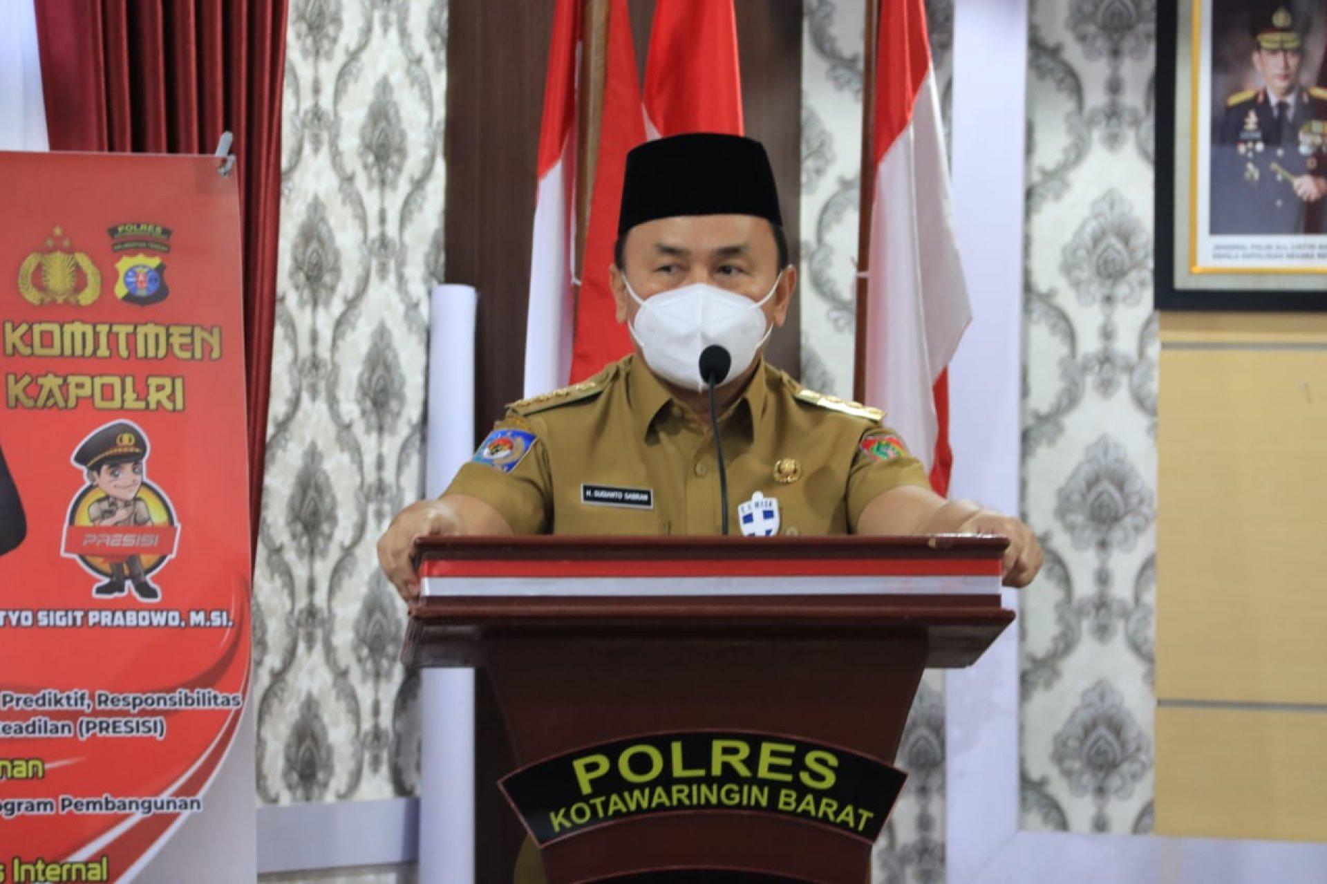 Gubernur Pimpin Rapat Evaluasi Penanganan Covid-19