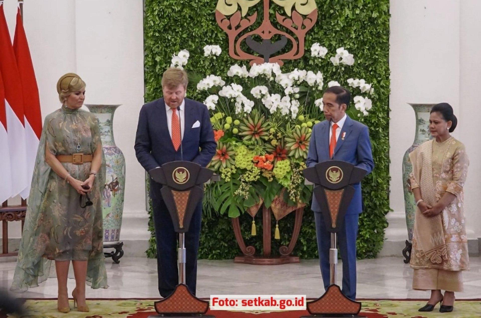 Raja dan Ratu Belanda Turut Berdukacita Atas Kecelakaan Air di Sungai Sebangau