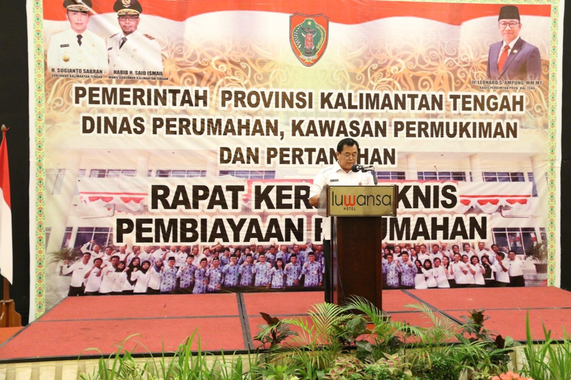 Perumahan Salah Satu Urusan Wajib Pemerintah Daerah