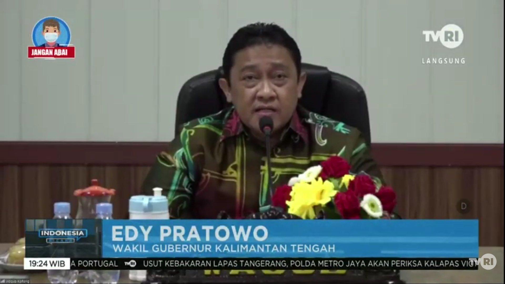 Upaya Penanganan Dilakukan Masif, Kalimantan Tengah Alami Penurunan Kasus Positif COVID-19 dalam 2 Pekan Terakhir