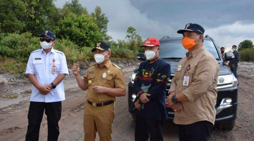 Tinjau Pembangunan dan Serap Aspirasi, Gubernur Kalteng Lakukan Kunjungan Kerja ke Kabupaten Seruyan dan Kotawaringin Timur